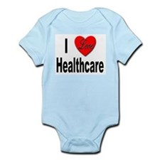 I Love Healthcare Infant Creeper