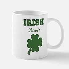 Irish Davis Mug