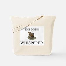 The Dodo Whisperer Tote Bag