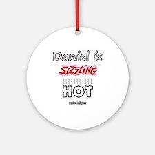 HOT DANIEL Ornament (Round)