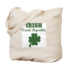 Irish Czech Republic Tote Bag