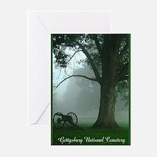 Gettysburg Natl Cemetery Cards (Pack of 6)