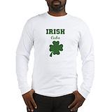 Cuban irish Long Sleeve T-shirts