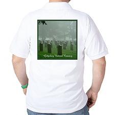 Gettysburg National Cemetery T-Shirt
