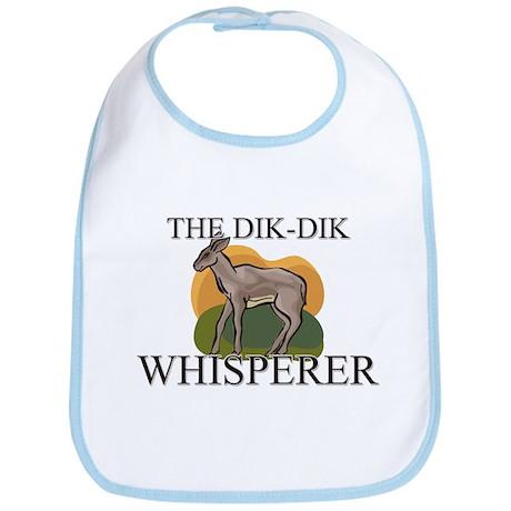 The Dik-Dik Whisperer Bib