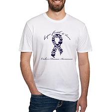 Crohn's Disease Heart Awarene Shirt