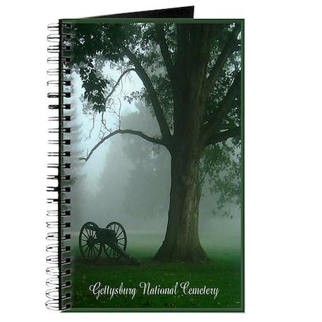 Gettysburg National Cemetery Journal
