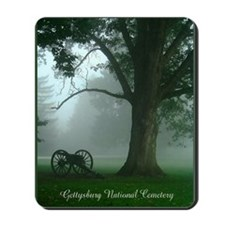 Gettysburg National Cemetery Mousepad