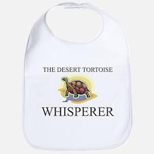 The Desert Tortoise Whisperer Bib