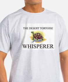 The Desert Tortoise Whisperer T-Shirt