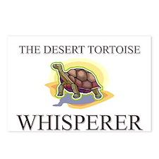 The Desert Tortoise Whisperer Postcards (Package o