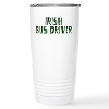 Irish Bus Driver Travel Mug
