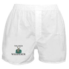 The Deer Whisperer Boxer Shorts