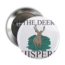 """The Deer Whisperer 2.25"""" Button"""
