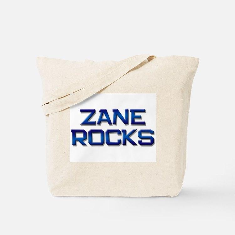 zane rocks Tote Bag