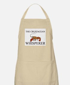 The Crustacean Whisperer BBQ Apron