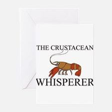 The Crustacean Whisperer Greeting Cards (Pk of 10)