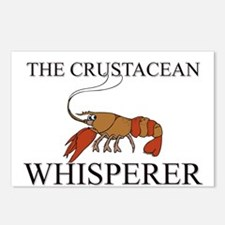 The Crustacean Whisperer Postcards (Package of 8)
