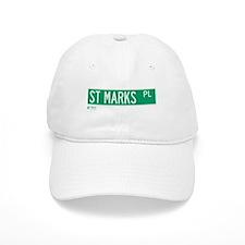 St Marks Place in NY Baseball Cap