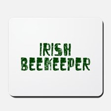 Irish Beekeeper Mousepad