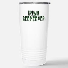 Irish Beekeeper Stainless Steel Travel Mug