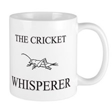 The Cricket Whisperer Mug