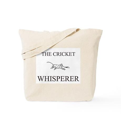 The Cricket Whisperer Tote Bag