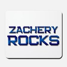 zachery rocks Mousepad