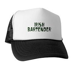 Irish Bartender Trucker Hat