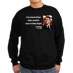 Ronald Reagan 7 Sweatshirt (dark)