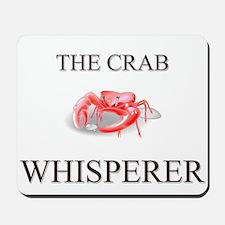 The Crab Whisperer Mousepad