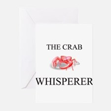 The Crab Whisperer Greeting Cards (Pk of 10)