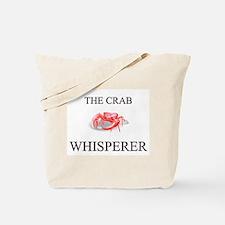 The Crab Whisperer Tote Bag