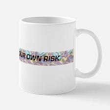 Pray for Me at Your Own Risk Mug