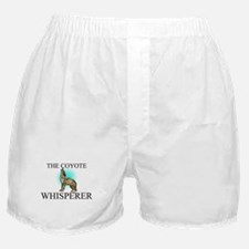 The Coyote Whisperer Boxer Shorts