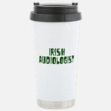 Irish Audiologist Travel Mug