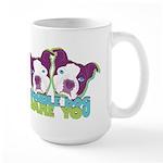DOUBLE DOG DARE YOU Large Mug