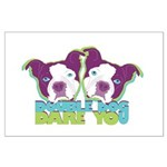 DOUBLE DOG DARE YOU Large Poster