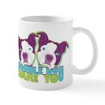 DOUBLE DOG DARE YOU Mug