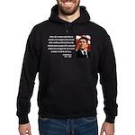 Ronald Reagan 12 Hoodie (dark)