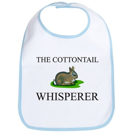 The Cottontail Whisperer Bib