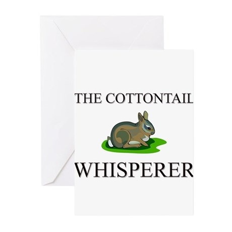 The Cottontail Whisperer Greeting Cards (Pk of 10)