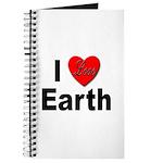 I Love Earth Journal