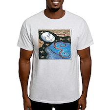 Sandman-Ash Grey T-Shirt