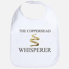 The Copperhead Whisperer Bib