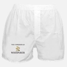 The Copperhead Whisperer Boxer Shorts