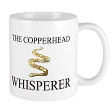 The Copperhead Whisperer Mug