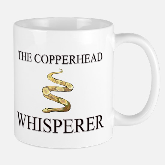 The Copperhead Whisperer Mug