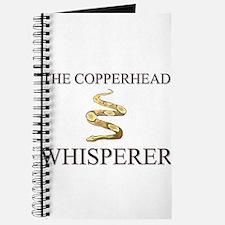 The Copperhead Whisperer Journal