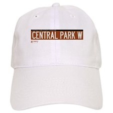 Central Park West in NY Baseball Cap